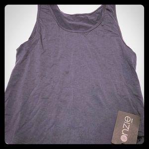 NWT Onzie grey tank top - Yoga or Brunch!
